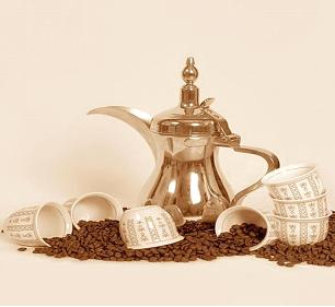 القهوة العربية تراث وأصالة في الكويت