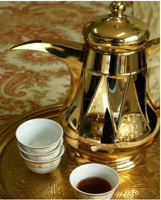 مسميات خاصة بعدد فناجين القهوة